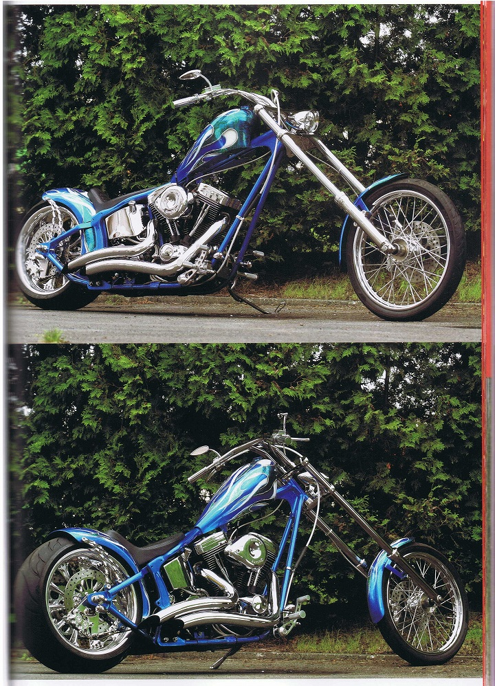 CHOPPER JOURNAL 2012年 Vol.08