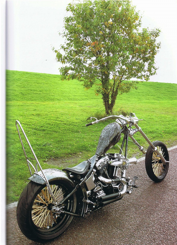 CHOPPER JOURNAL 2012年 Vol.03