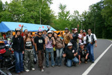 2007North Honor Bikers' Meet&BROSツーリング