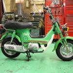 ミニバイクプロジェクト。。。。。!!